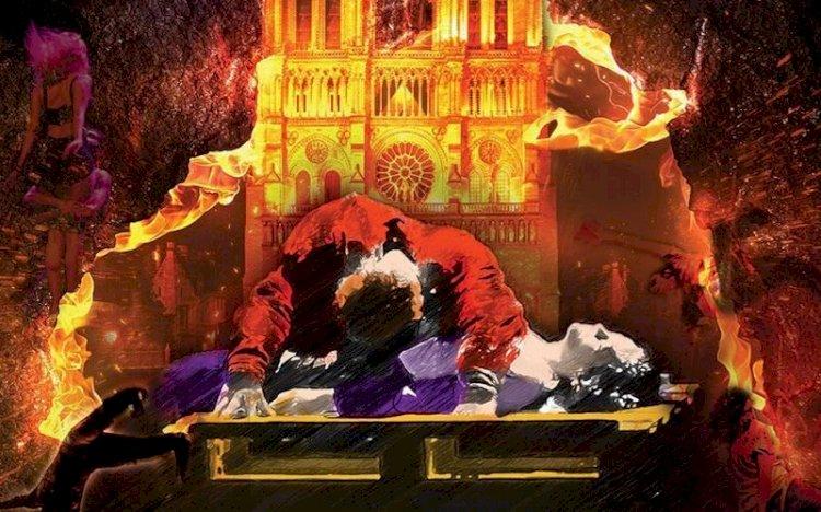 'Notre Dame'ın Kamburu Müzikali' 16 Aralık Pazartesi Trump Sahne'de