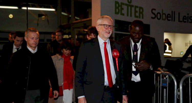 İngiltere İşçi Partisi Lideri Corbyn: Ağır bir yenilgi yaşadık, sorumluluğumu kabul ediyorum