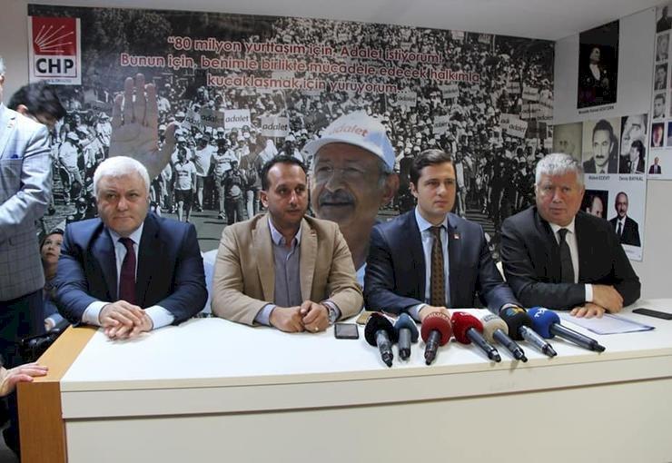 CHP'den Oğuz'un tutuklanmasına tepki: İl Başkanı Yücel'den net açıklama!