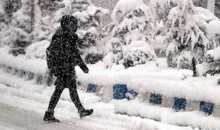 Meteoroloji'den 10 şehir için ciddi kar uyarısı!