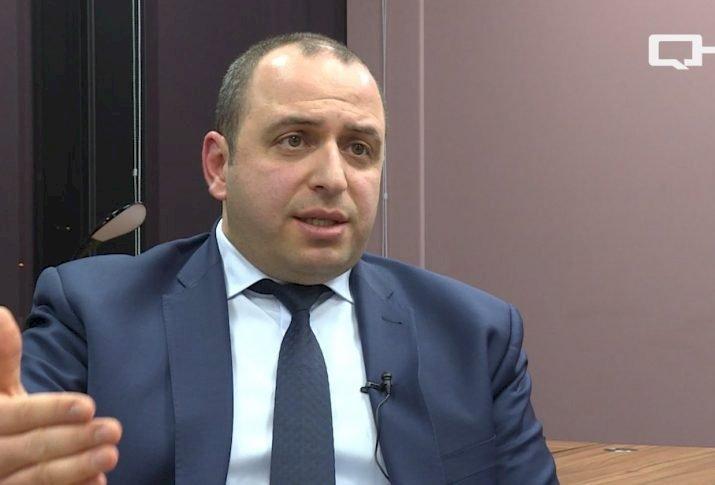 RÜSTEM UMEROV: RUSYA'NIN TEKLİFİNE HEM HALK HEM DE HÜKUMET OLARAK KARŞIYIZ