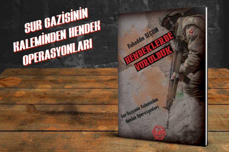 Askerle PKK'lının hendek başında diyaloğu