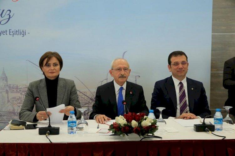 """Kılıçdaroğlu: Biz, beraber ve birlikte en güzelini yapmak zorundayız"""""""