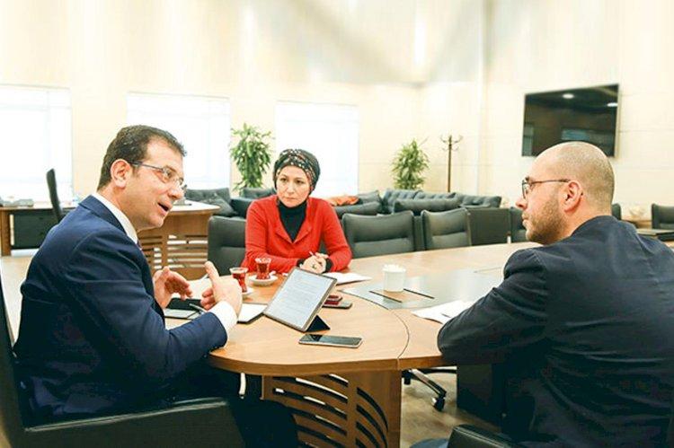İmamoğlu: En büyük PR'ımı AK Parti yaptı