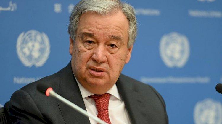 BM Genel Sekreteri Guterres: İdlib'de Türkiye ve Suriye arasındaki çatışmalar bitsin