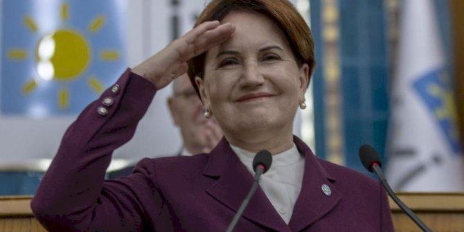 Meral Akşener ve İlber Ortaylı İYİ Parti'nin programında