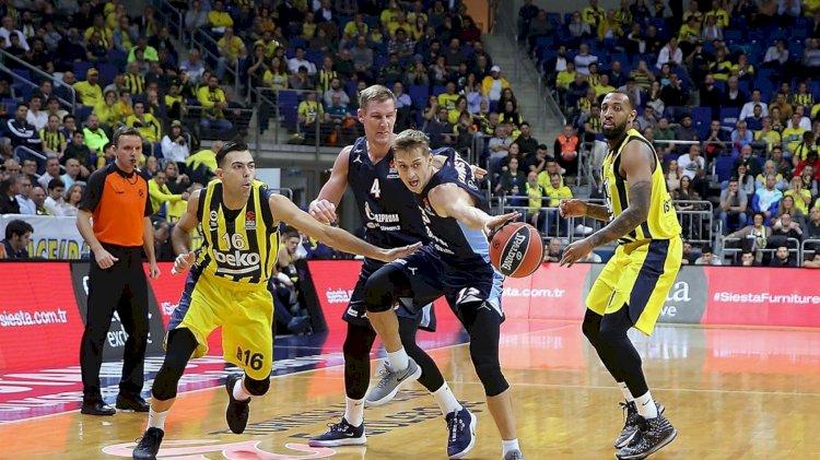 Son üç deplasman maçını kazanan Fenerbahçe, Zenit deplasmanında da favori
