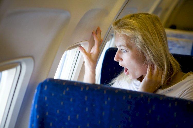 10 kişiden biri yoğun uçuş korkusu yaşıyor!