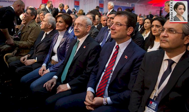 Canan Kaftancıoğlu yeniden CHP İstanbul İl Başkanı