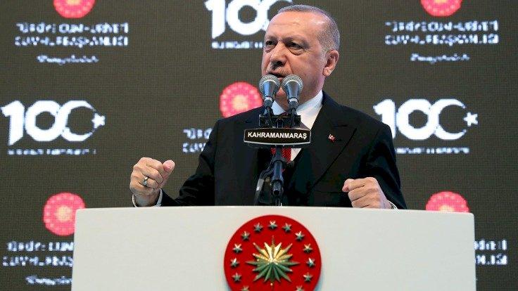Erdoğan: HDP ve SAADET'li vekillere işlem yapsak ortalığı ayağa kaldırırlar