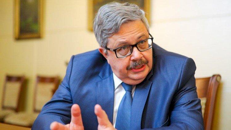 Rusya'nın Ankara Büyükelçisi Yerhov'dan tehdit gibi sözler