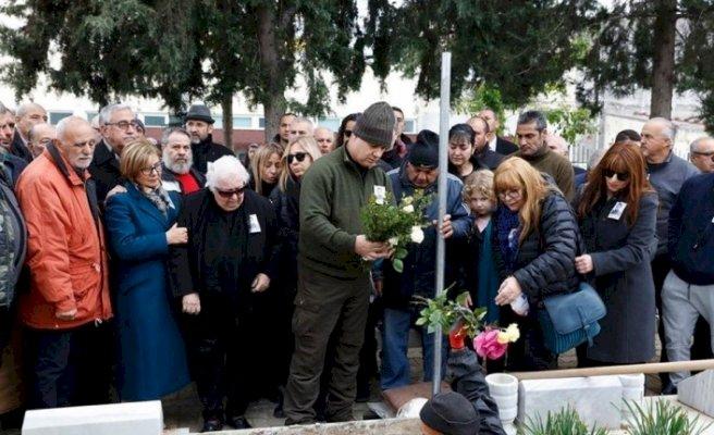 Şehit Ecvet Yusuf, kendi mezarına defnedildi