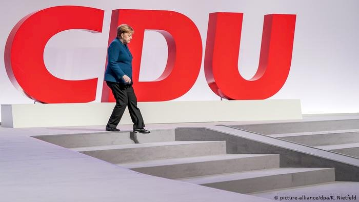 NOZ: CDU krizi Almanya'nın krizine dönüşebilir