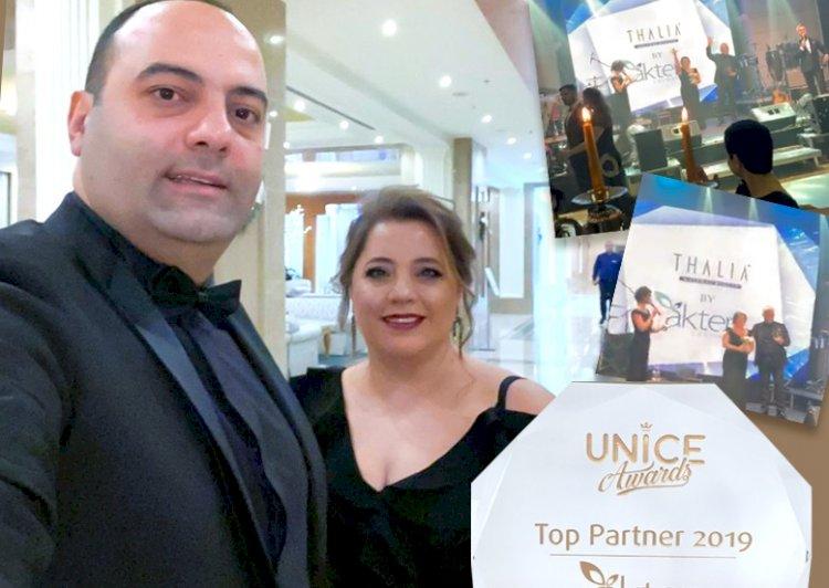 """Thalia Natural Beauty, Ukrayna'da """"Yılın Favori Markası"""" seçildi"""