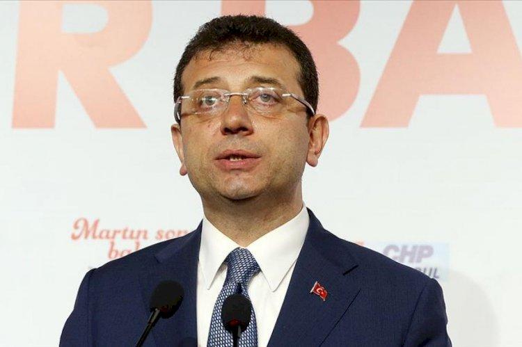 İmamoğlu: Gezi'de herkese beraat çıkması yargıya güveni tazeledi