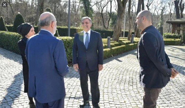 Saray'dan Abdullah Gül'e