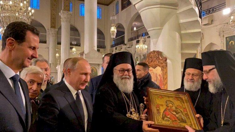 Putin'in psikolojik savaş hamlesi
