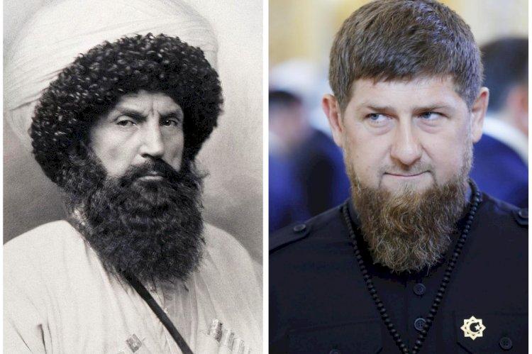 Kadirov'dan Şeyh Şamil'le ilgili tartışma yaratacak sözler: Onun yüzünden Çeçen nüfusu yarıya indi