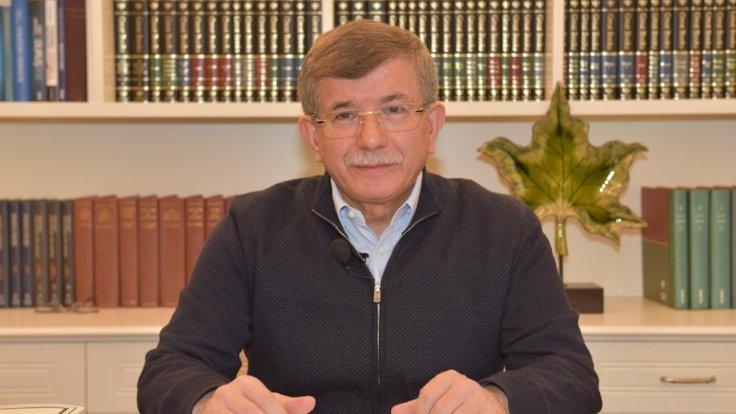 Davutoğlu'ndan  Koronavirüs  Menifestosu : KHK ile ihraç edilenler göreve çağrılsın
