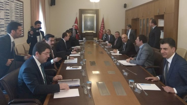 İnfaz paketine CHP'den üç itiraz, iki öneri