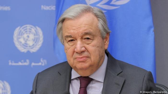 Guterres: Koronavirüs insanlık için bir tehdit