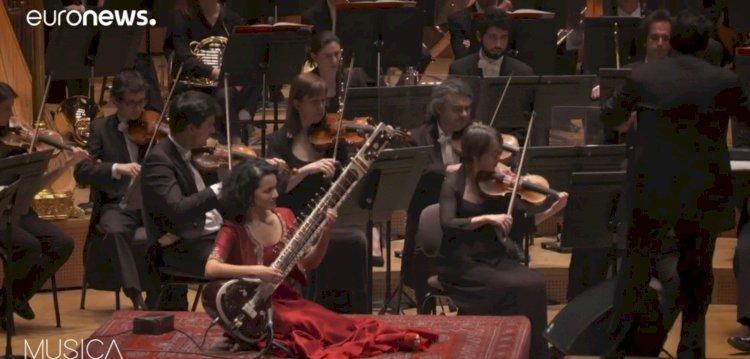 Anoushka Shankar's mesmerising musical journey